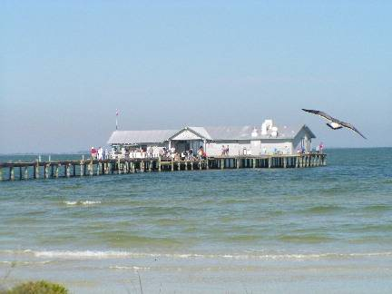 Pictures from anna maria island florida the cities of for Anna maria island fishing pier