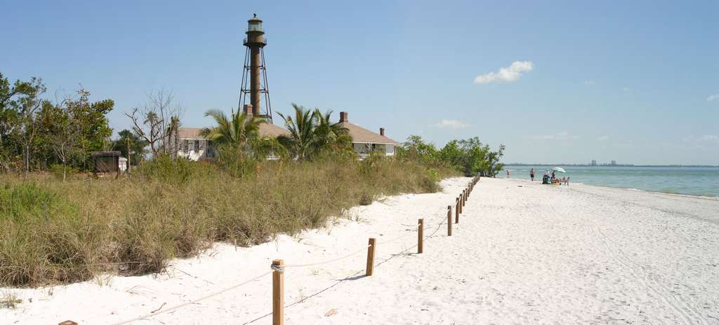 Lovely Sanibel Light Tower  Keeper And Assistant Keeper Quarters