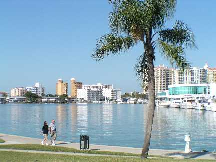 Pictures From Sarasota Florida Bayfront Park Selby